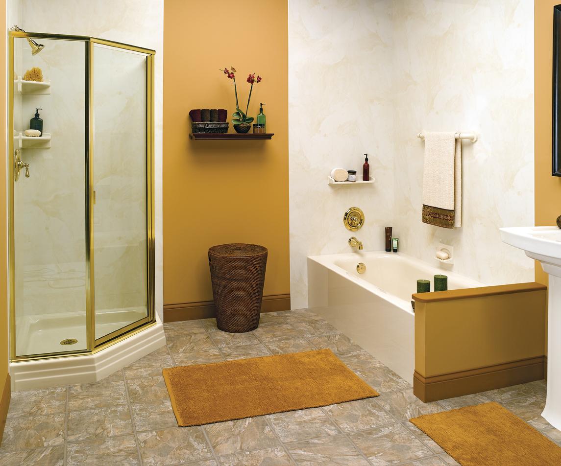 great shower pinterest bath remodeling pin wraps niche bathrooms tiled bathroom
