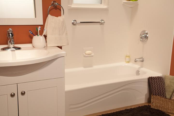 Sure-fit® Bath & Kitchen - Premium Acrylic Bathtub Liners