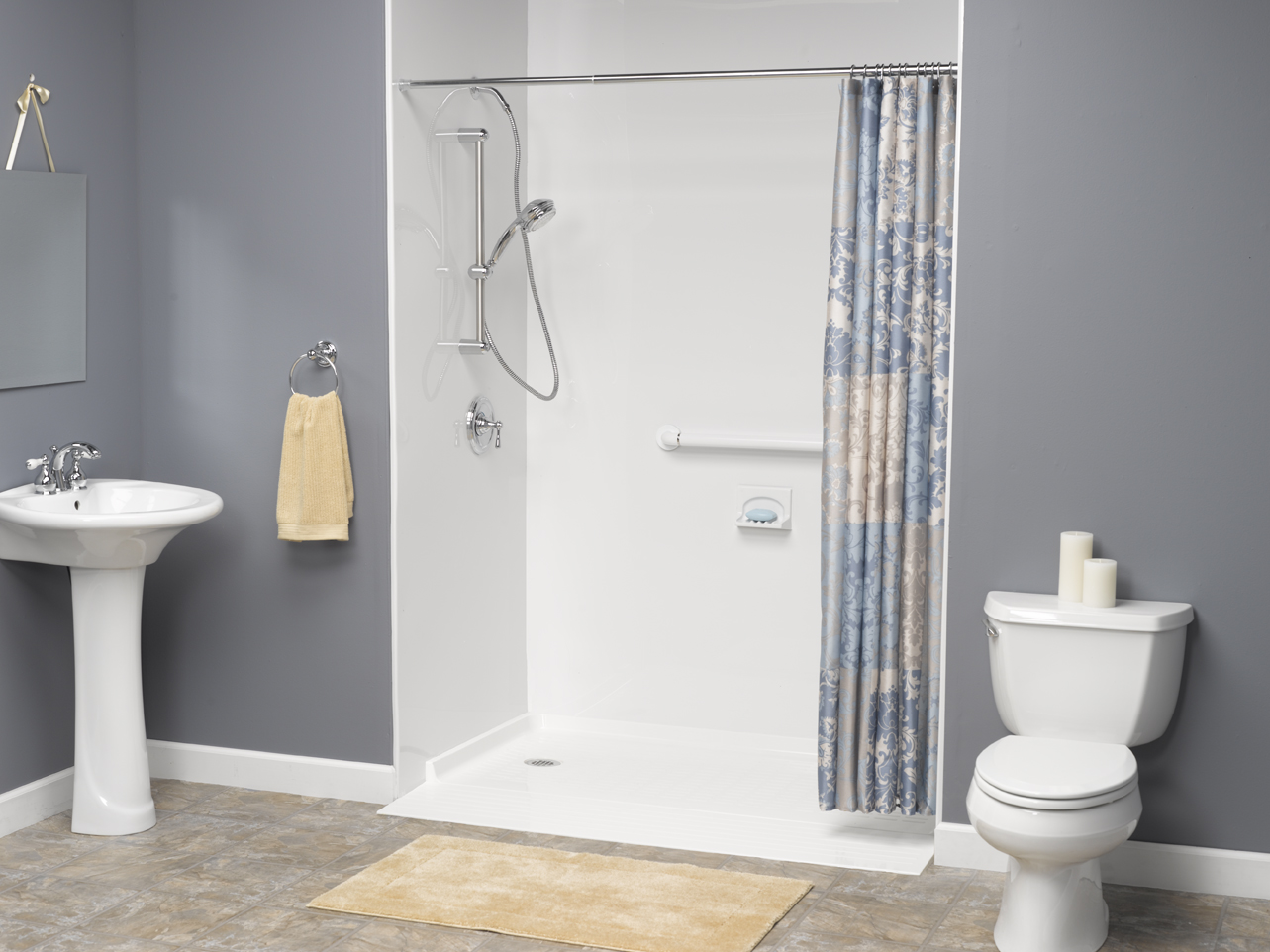 Acrylic Tub And Shower Liners Bathroom Remodeling Tub Liner Shower ...