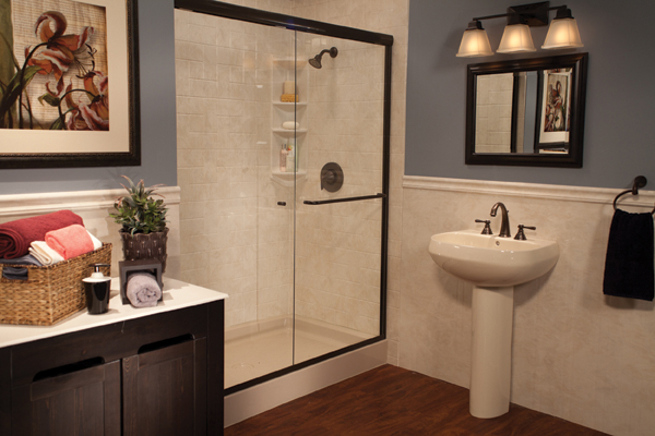 Fantastic Sure-fit® Bath & Kitchen - Premium Acrylic Seamed & Seamless Wall  UF59