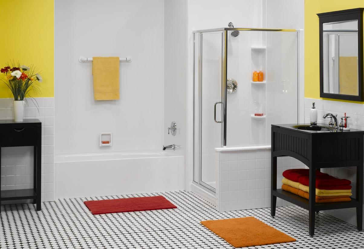 Sure-fit® Bath & Kitchen - Premium Acrylic Seamed & Seamless Wall ...