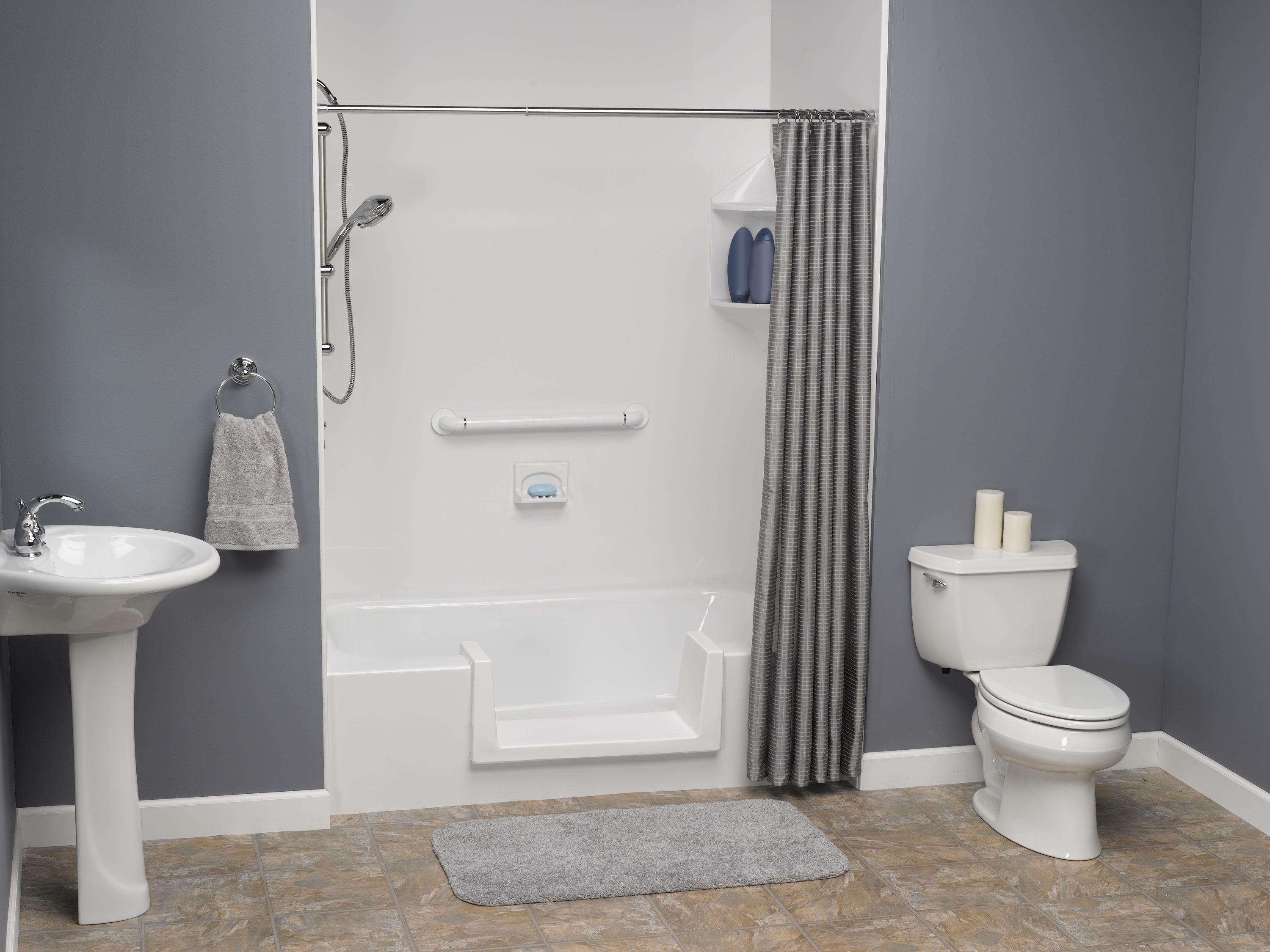 Nice Sure Fit® Bath Systems